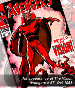 AvengersUltron_Vision-comic