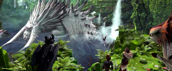 how to train your dragon 2 drago sails