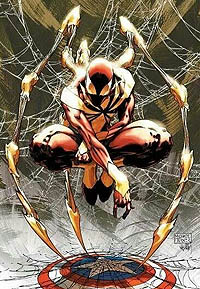 SpidermanHomecoming_IronSpider