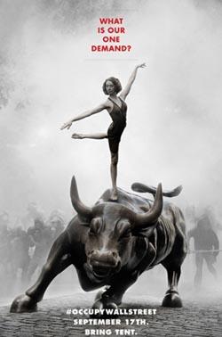 OccupyWallStreet_bull