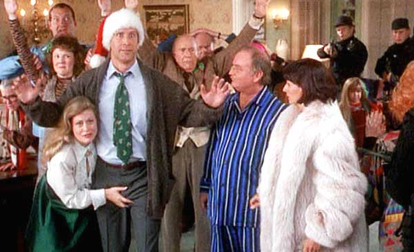 Randy Quaid Christmas Vacation.National Lampoon S Christmas Vacation Poffy S Movie Mania